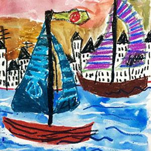Permalink to:Online Birthday Art Parties/ Scout Badge Art Fullfillment