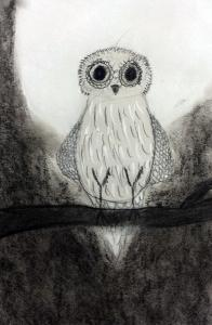 owl-on-branch-art